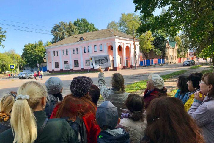 Экскурсия «Портал в начало XX века: по Вокзальной и Парковой». 19 сентября 2020 г.
