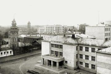 Экскурсия «Брянский архитектурный авангард»