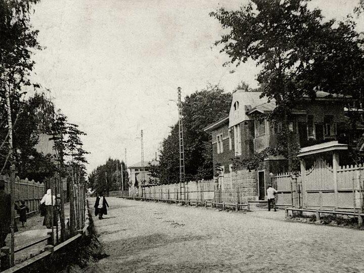 Экскурсия «Портал в начало XX века: по Вокзальной и Парковой»