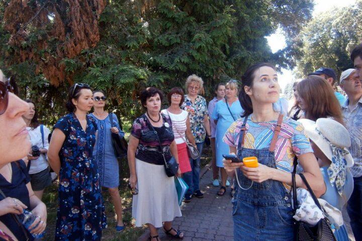 Экскурсия «Брянский архитектурный авангард». 11 августа 2018 г.