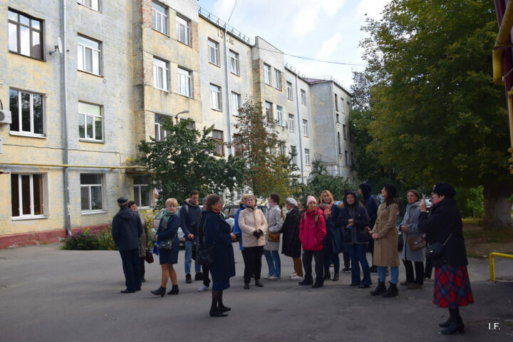 Экскурсия «Брянский архитектурный авангард+». 21 сентября 2019 г.
