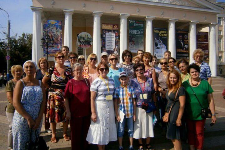 Экскурсия «Творцы послевоенного Брянска» 8 сентября 2018 г.